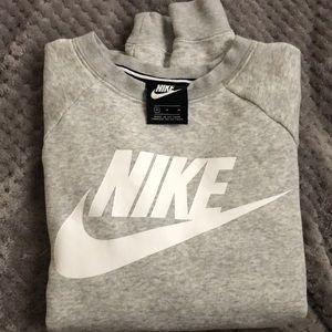Nike Crewneck Gray Women's size medium